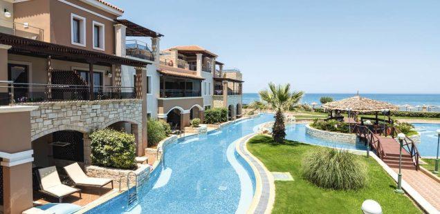 Sensatori crete swim up rooms