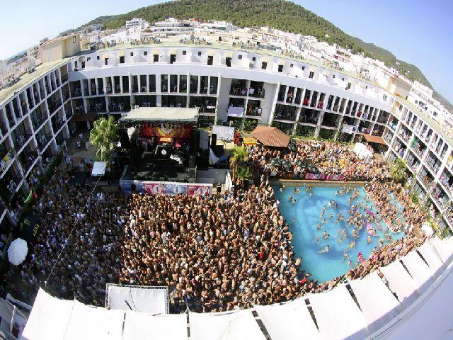 Best Clubbing Holidays Ibiza Hotels For Clubbing In Ibiza