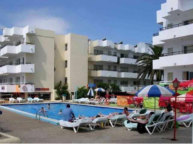 Jet Apartments, Playa d'en Bossa