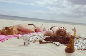 Relax on Ibiza Beach
