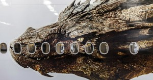 Smaug Flying Dragon